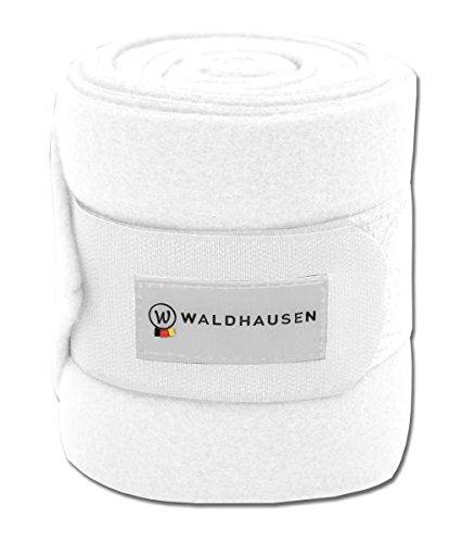 Waldhausen Fleecebandage Esperia, 4er Set, weiß