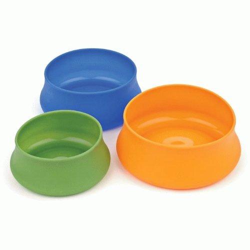 Guyot Cup - Guyot Designs Squishy Pet Bowls, Tangerine, 48 Oz