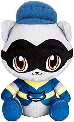Sly Cooper Stuffed Animal, Gaya Entertainment Ge3448 Stubbins Sly Cooper Multicolour Plush Figure 20cm Amazon Co Uk Toys Games