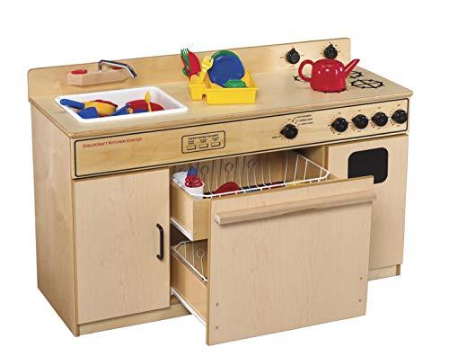 Childcraft 360396 All-in-One Kitchen Center, 27.75