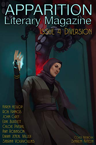 Publication: Apparition Literary Magazine, Issue 4, October 2018