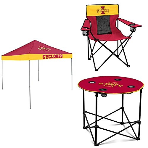IA State Tent, Table and Chair Package