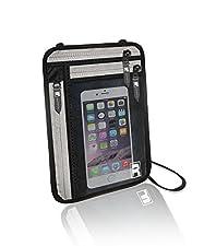 RFID Neck Wallet / Passport Holder for Travel. Slim, Lightweight & Discreet