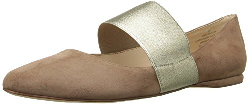 Image of Nine West Women's Seabrook Suede Ballet Flat