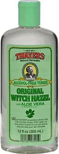 Thayers - Thayers Witch Hazel with Aloe Vera Original Alcohol Free - 12 fl oz