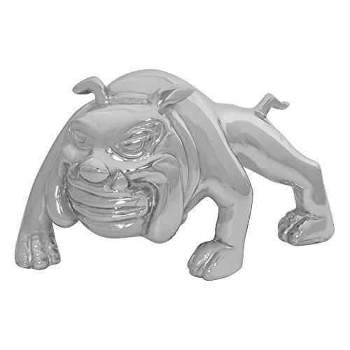 Grand General 48350 Chrome Bull Dog Hood Ornament