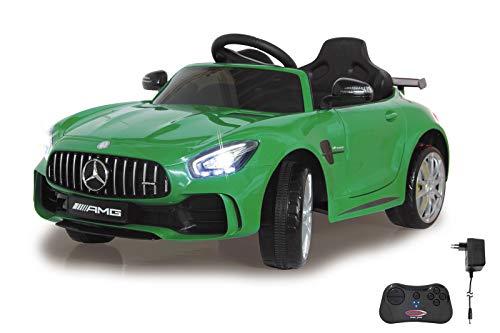 Jamara 460361 – Ride-on Mercedes-Benz AMG GT R Vert 2,4G 12 V