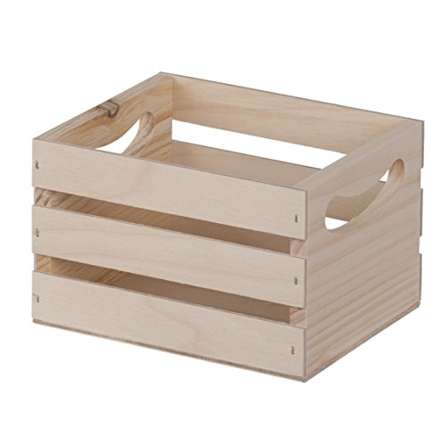 Mini Wooden Crate