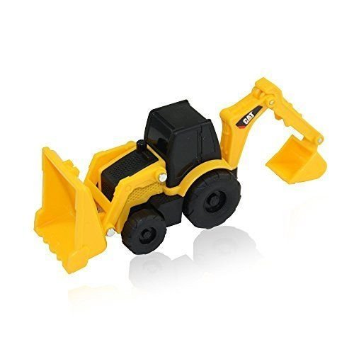Toy State Caterpillar CAT Construction Mini Machines - Fr...