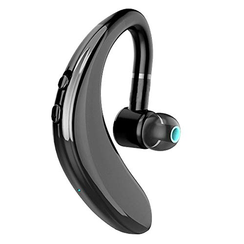 S109 Wireless Bluetooth In Ear Headset with Mic  Black
