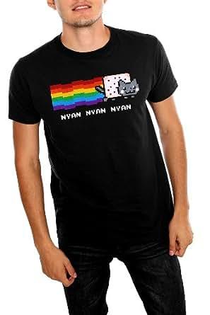 Nyan Cat T-Shirt Size : Small