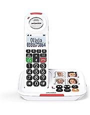 Swissvoice ATL1418361 Met antwoordapparaat, wit