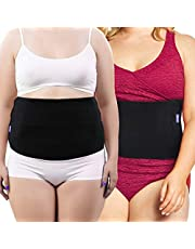Everyday Medical Everyday Medical Plus Size Post Surgery Abdominal Binder -Bariatric Stomach Support Wrap for Women and Men
