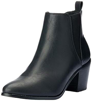BILLINI Women's Omari Shoes, Black Burnished, 7 AU/US