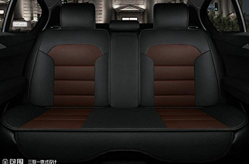 Luxury leather car seats full of sentence 5 programmable seat covers universal fit by YAOHAOHAO (Image #2)