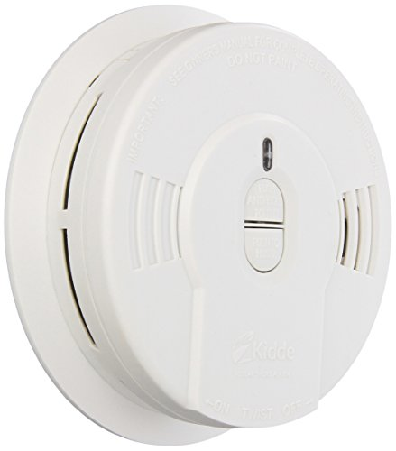 Kidde 408-900-0136-003 i9010 Sealed Battery Smoke Alarm with Smart Hush - Industrial Smoke Detector