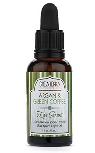Organic Coffee Bean Eye Cream - 8