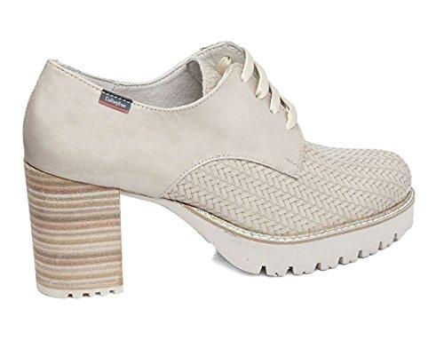 Calzature Natural Schuhe 21920 mit Metalic Absätzen hohen Callaghan Z4Sdxpvnq