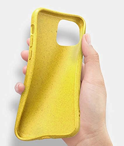 AB Business Group iPhone 11/Pro Max 100/% Biodegradable and Recyclable Organic Eco-Friendly Case with Engraving