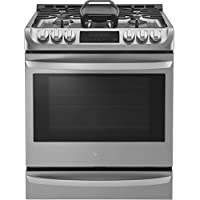 LSG4513ST 30 Slide-In Gas Range with 6.3 cu. ft. Oven Capacity, in Stainless Steel