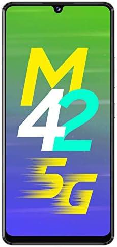 Samsung Galaxy M42 5G (Prism Dot Gray, 6GB RAM, 128GB Storage)