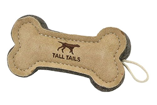 (Tall Tails Bone Natural Leather 6