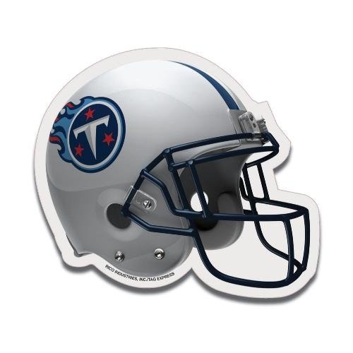 NFL Tennessee Titans Football Helmet Design Mouse Pad