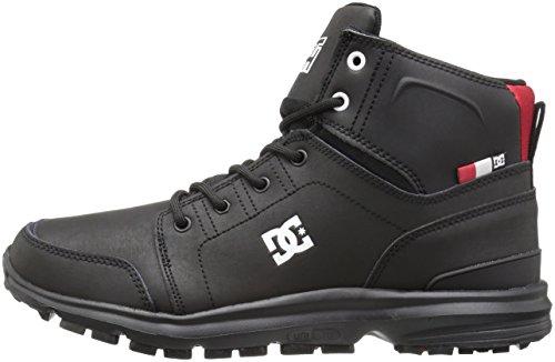 Torstein Torstein Torstein Hi DC Shoes Black Mountain White White White Boots Athletic Red Top Men's Shoes E7Hq4R