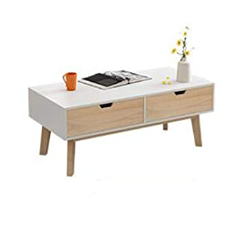 San Francisco 1e419 8826d YNN Table Table Basse avec tiroir - Table de Nuit Mobilier ...