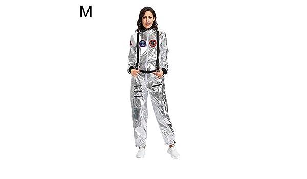 strety Astronaut Spaceman Disfraz Cosplay Jumpsuit Tela para ...