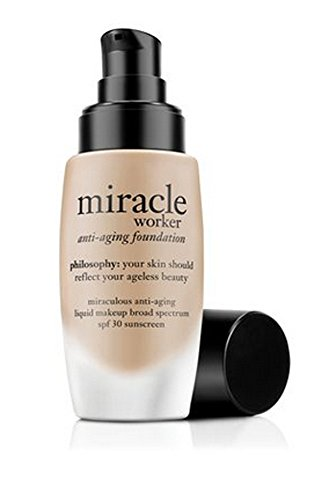 Philosophy Miracle Worker Anti-aging Foundation Shade 5 ~1 oz ()
