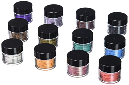 Jacquard Pearl EX Powdered Pigments 3g 12/Pkg-Series 3
