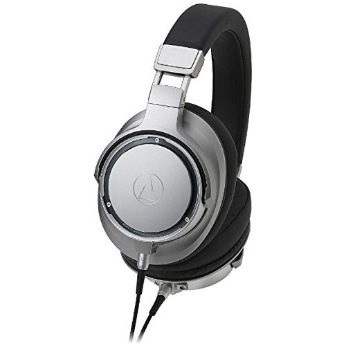 Audio-Technica ATH-SR9 Sound Reality Over-Ear High-Resolution...