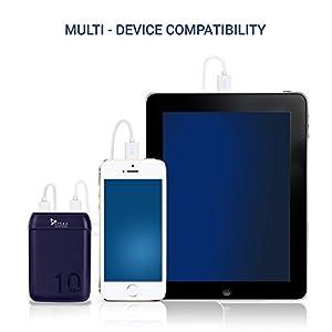 SYSKA P1016B Power Pocket 100 10000mAH Lithium Polymer (Blue)