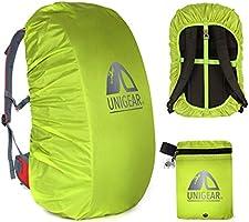 Unigear Regenschutz für Rucksäcke Schulranzen mit Reflektor, wasserdichte Regenhülle Rucksack Cover regenüberzug für...