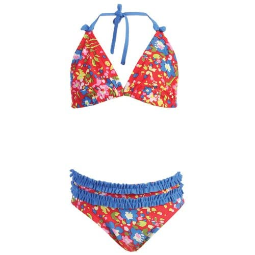 2 PC. Girls' Multi Flower Swimwear