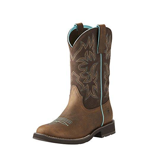 Cowboy Crepe Boots - 8