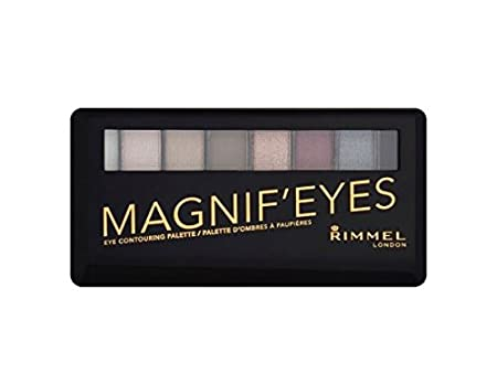 Rimmel London Magnif\'eyes Eye Palette, 7 g, Grunge Glamour Coty 34775823003