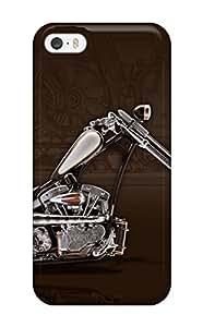 Hot Tpu Cover Case For Iphone/ 5/5s Case Cover Skin - Chopper