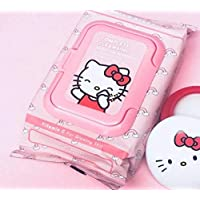The Crème Shop Korean Cute Gentle and Fresh Advanced Scented Make Up Removal The...