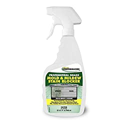 Performacide 120132 Mildew Stain Blocker, 32 oz