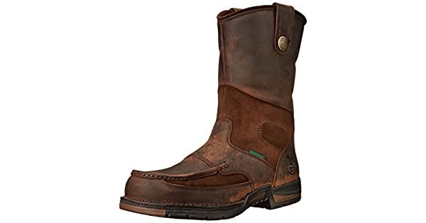 Amazon.com: Georgia Boot Mens Athens Work Boot: Shoes