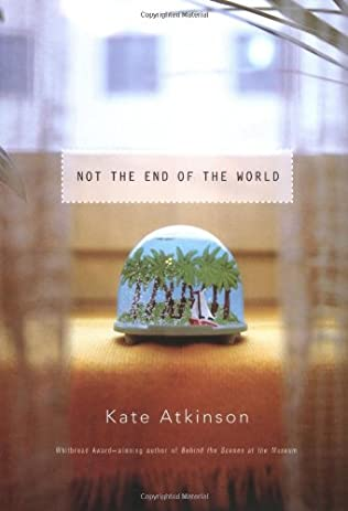 book cover of Not the End of the World