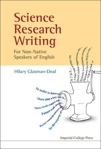 Pdf Reference Science Research Writing for Non-Native Speakers of English