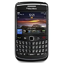 Blackberry 9780 Bold Unlocked Phone with Full QWERTY keyboard, 5MP camera, Wi-fi, 3G, Music/Video Playback, Bluetooth v2.1 and GPS - Black