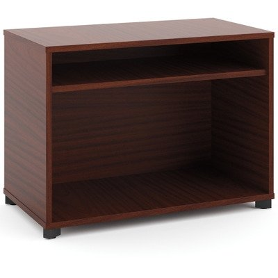 HON The Company BSXMG30FOC1A1 Manage File Center with 2 Open Shelves 30-Inch Chestnut