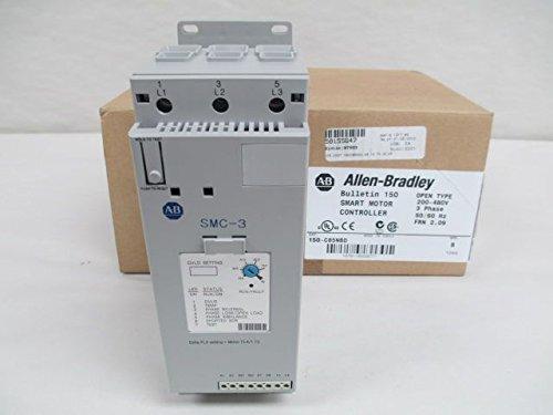 (NEW ALLEN BRADLEY 150-C85NBD SER B SMC-3 SOFT START STARTER 100HP 460V D213879)