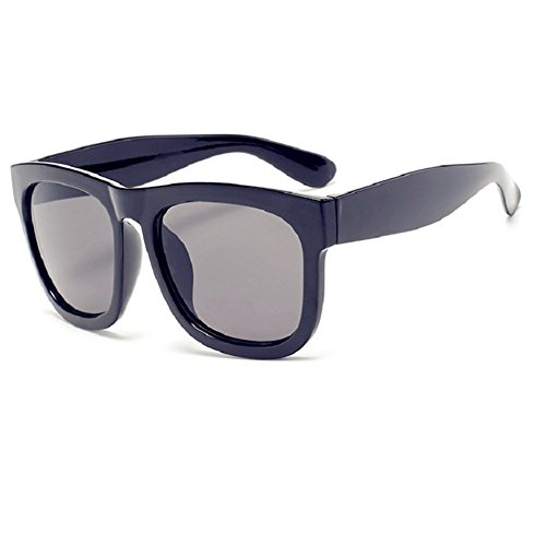O-C Womens Flap jacket non-polarized Sunglasses 55mm Width Grey - Are Expensive Why Bans Ray