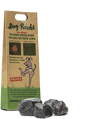 Dog Rocks – Prevent Grass Burn Spots by Urine 200g – Save Your Lawn from Yellow Marks