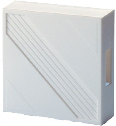 REV Ritter 0514906555Double Chime Door Bell with 2Melodies 01White by REV Ritter
